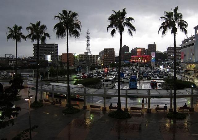 台風前夜 2