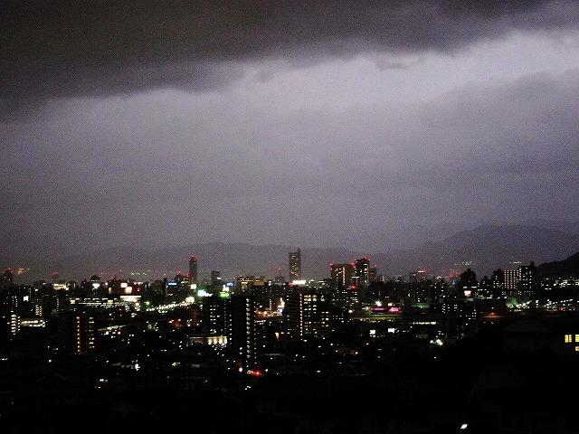 台風前夜5