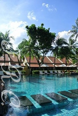 インピアナ リゾート パトン (Impiana Resort Patong)滞在記