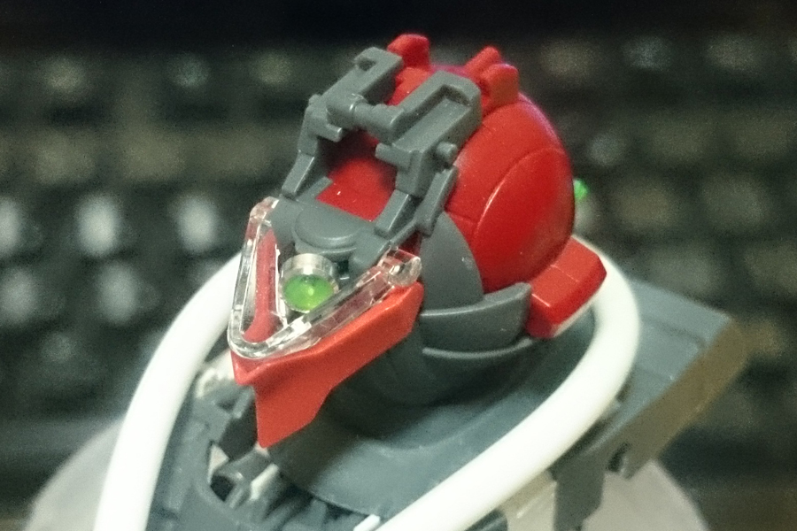 MG サザビー Ver.Ka 改修