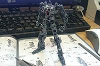 RG ガンダムMk-II 改修