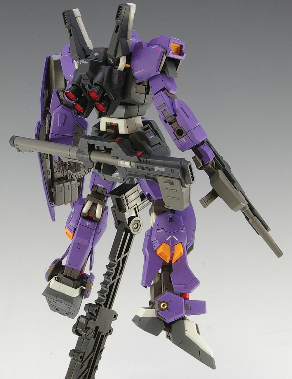 RG ガンダムMk-II 改修作例