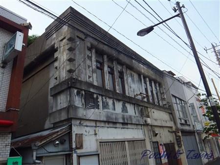 清澄長屋(旧東京市営店舗向住宅)