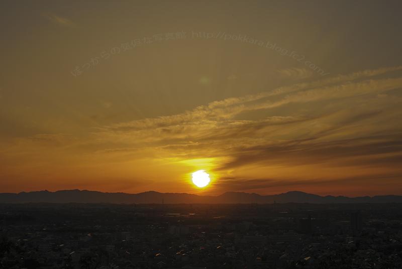 518夕陽