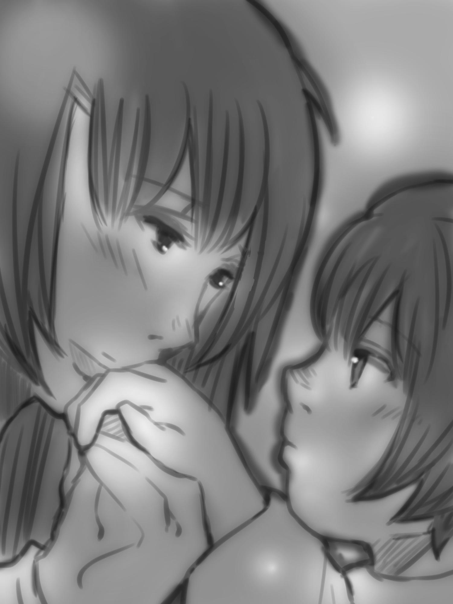 接吻_モノ