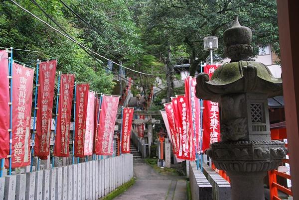 犬鳴山七宝瀧寺1