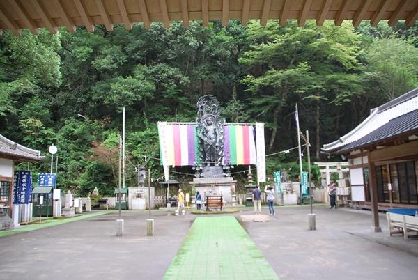 犬鳴山七宝瀧寺2