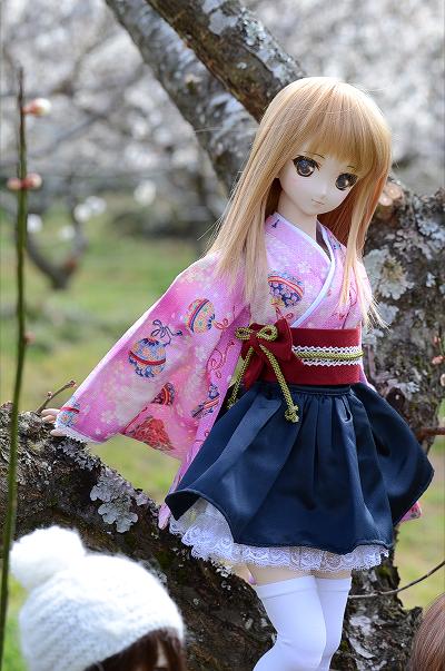 小隠里@奈良へ梅の花見へ…