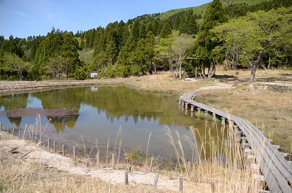 小隠里@比良山地最高峰、武奈ヶ岳へ
