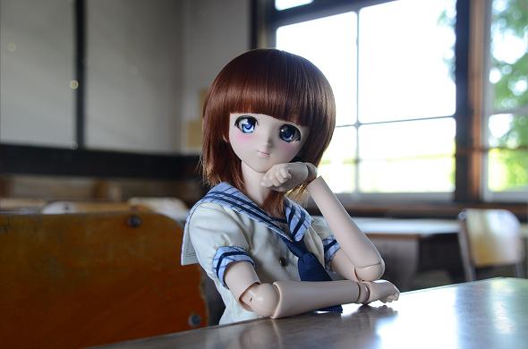 小隠里@旧鎌掛小学校で
