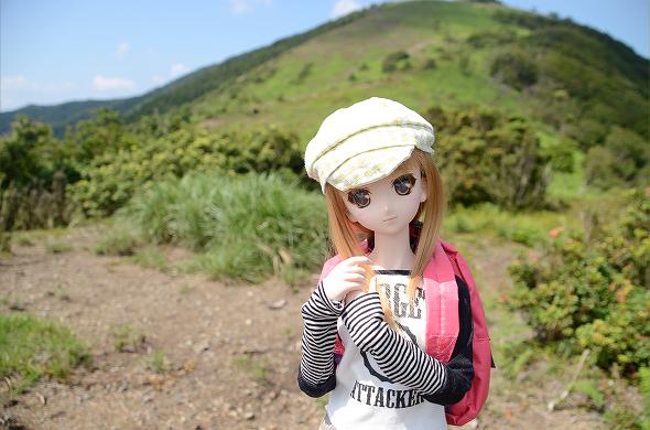 小隠里@猛暑日に山登り