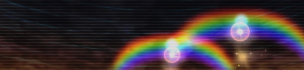 【虹のしずく】