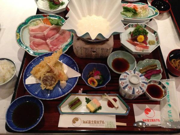 IMG_1945_潮来富士屋ホテル夕食