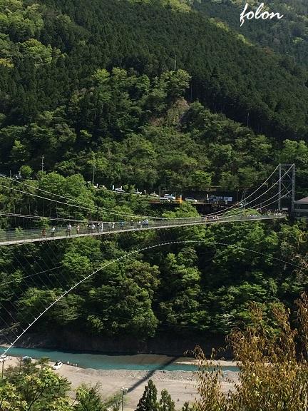 谷瀬の吊り橋~03