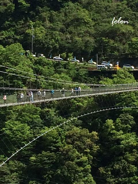 谷瀬の吊り橋~04