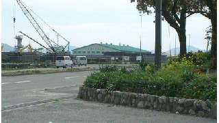 下松市ふ頭の景色2