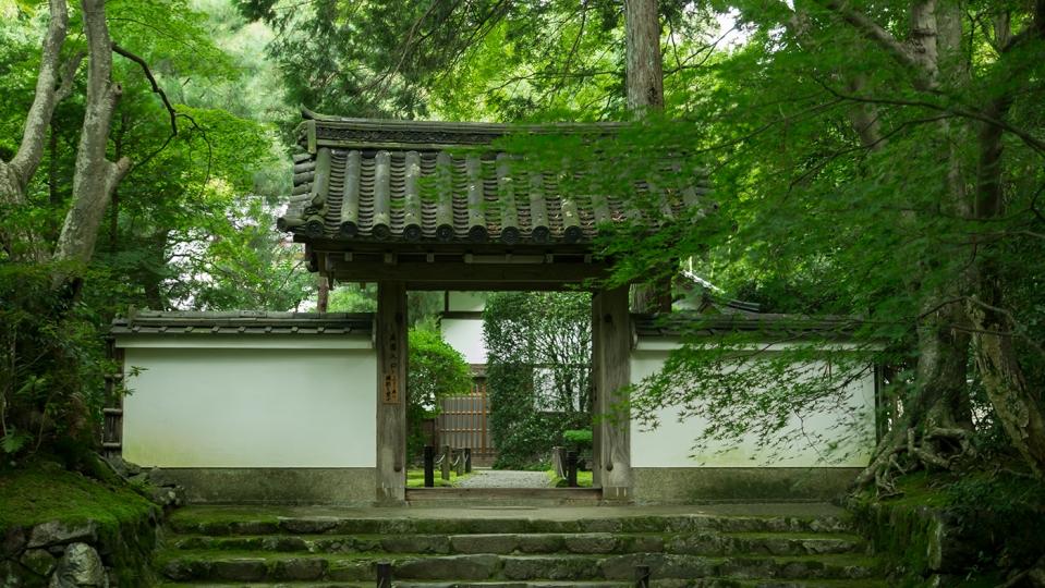 衣笠山地蔵院