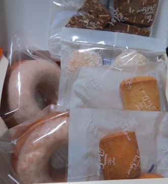 ケーキ屋さんの焼き菓子♪