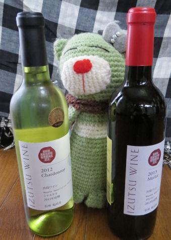 頂き物のワインセット♪