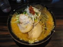 赤煮干味噌らぁ麺