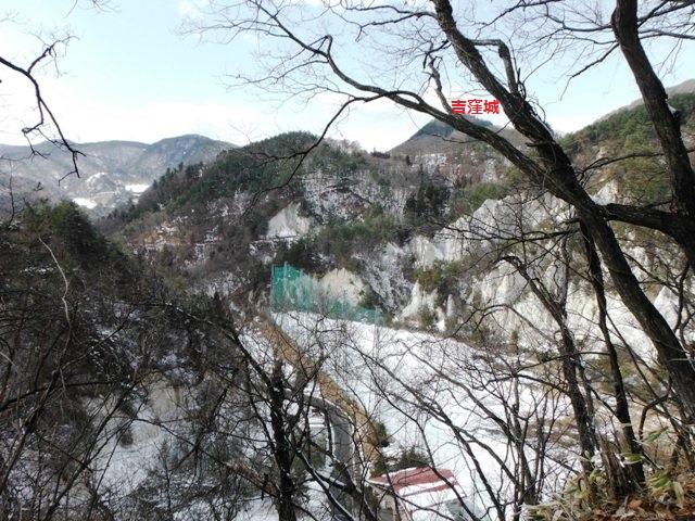深沢城(長野市) (8)