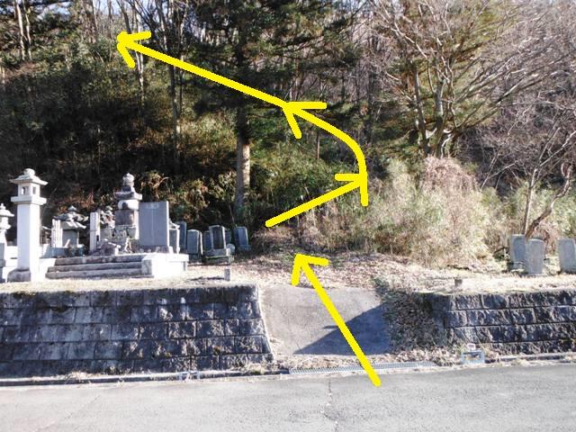 丸子城本居館(上田市) (1)