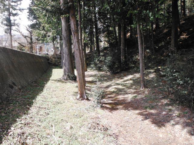 羽場城(辰野町) (17)