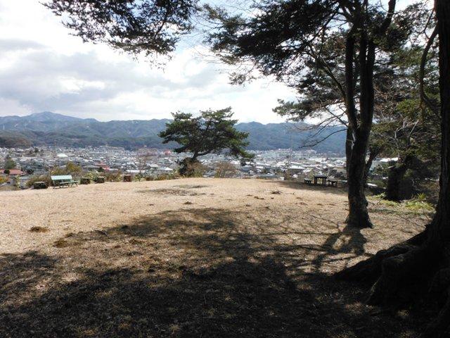 竜ヶ崎城(辰野町) (5)