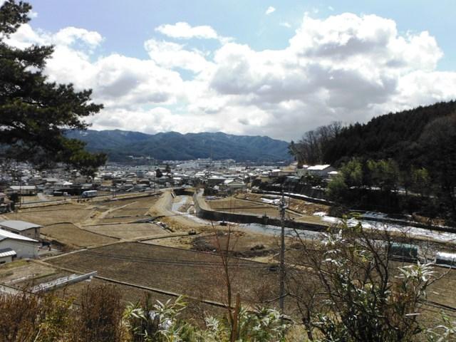 竜ヶ崎城(辰野町) (6)