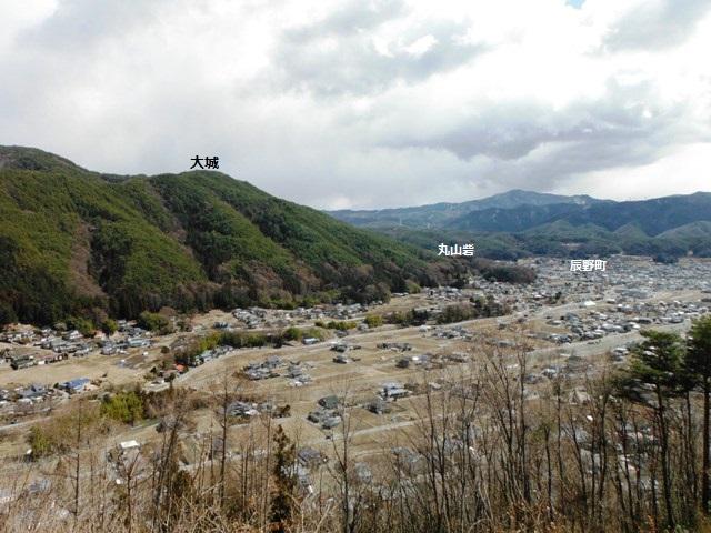 竜ヶ崎城(辰野町) (38)
