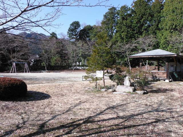 吉岡城(下條村) (3)