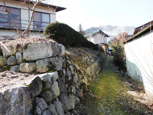 吉岡城(下條村) (32)