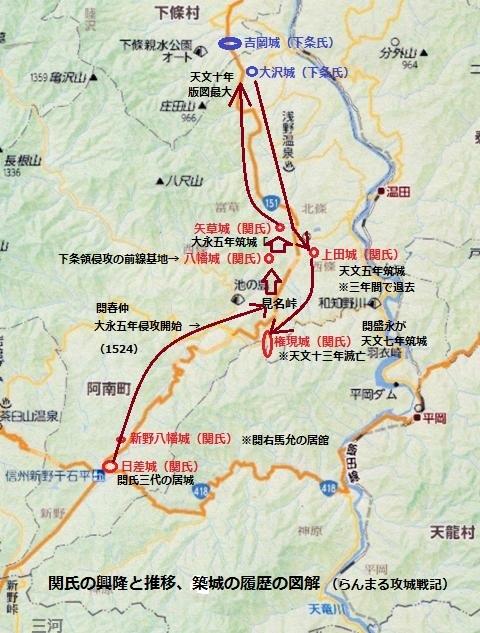 八幡城2(長野市)