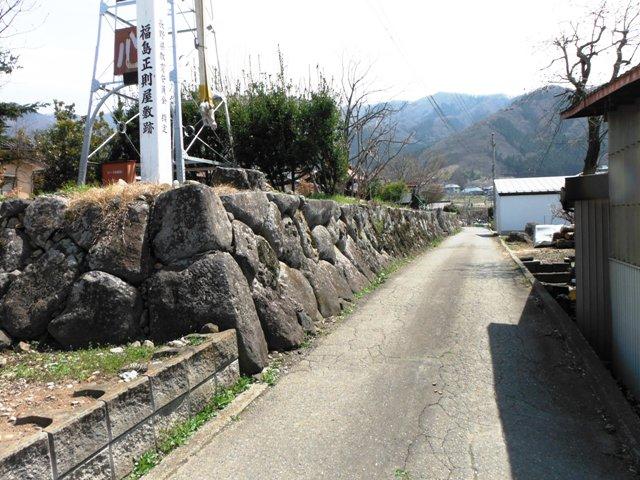 福島正則居館跡(高山村) (8)
