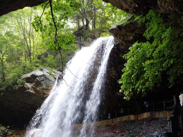雷滝(高山村)