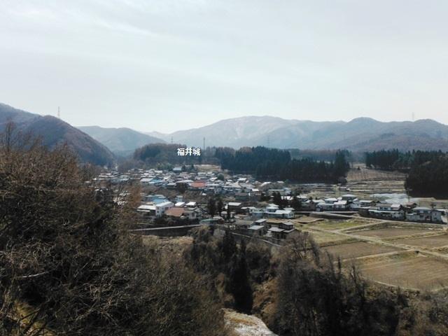 福井城(上水内郡高山村) (52)