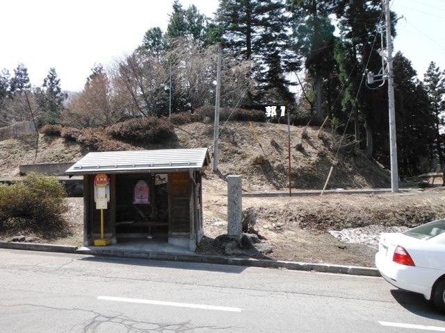 高原城(上水内郡高山村) (17)