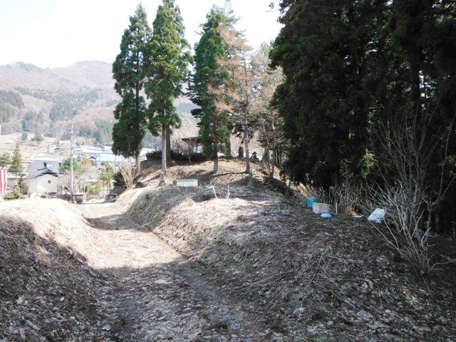 高原城(上水内郡高山村) (11)