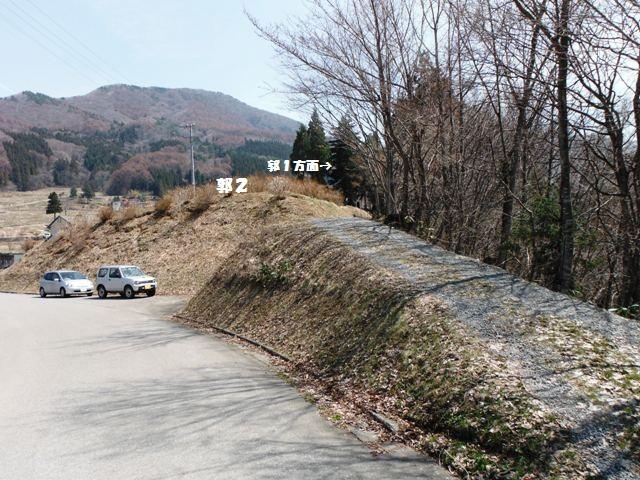 高原城(上水内郡高山村) (14)