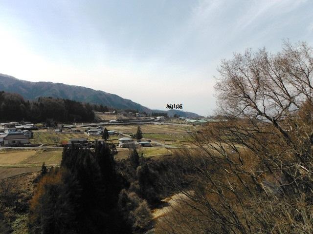 福井城(上水内郡高山村) (54)