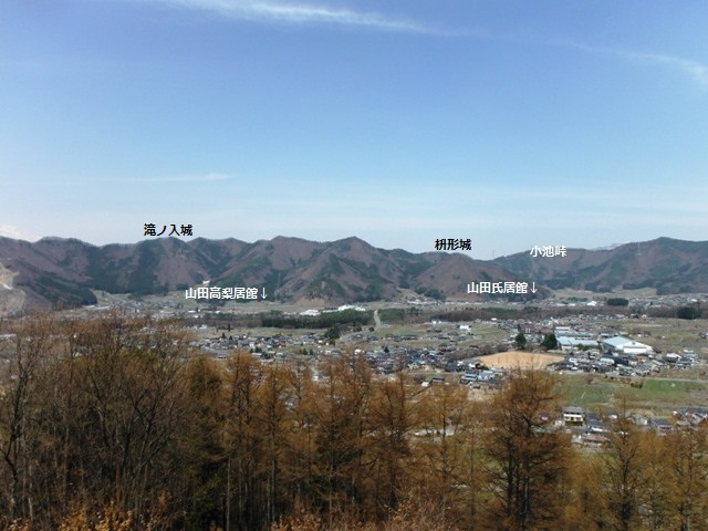城山城(上水内郡高山村) (84)