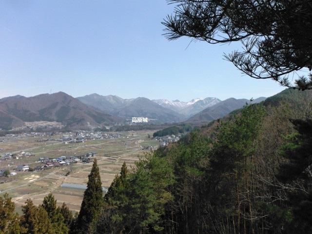 城山城(上水内郡高山村) (87)