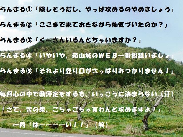 鴨ヶ岳城・鎌ヶ岳城(中野市) (212)