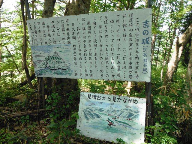 岩井城(中野市) (70)