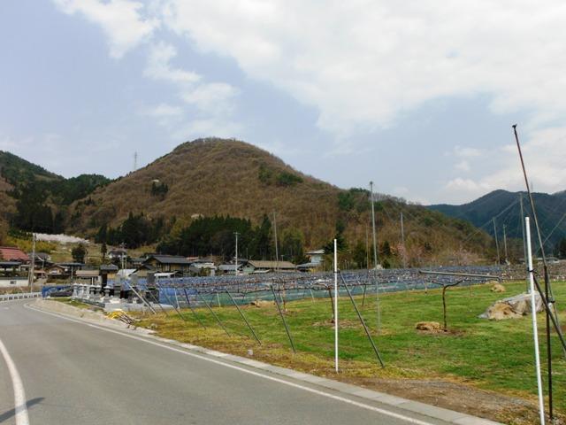 山田高梨居館(高山村) (1)
