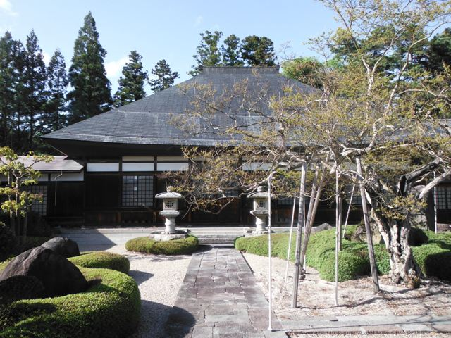 山田氏居館(高山村) (10)