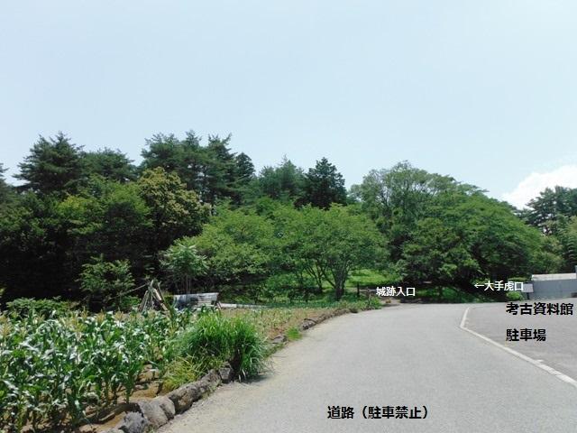 谷戸城(北杜市) (123)