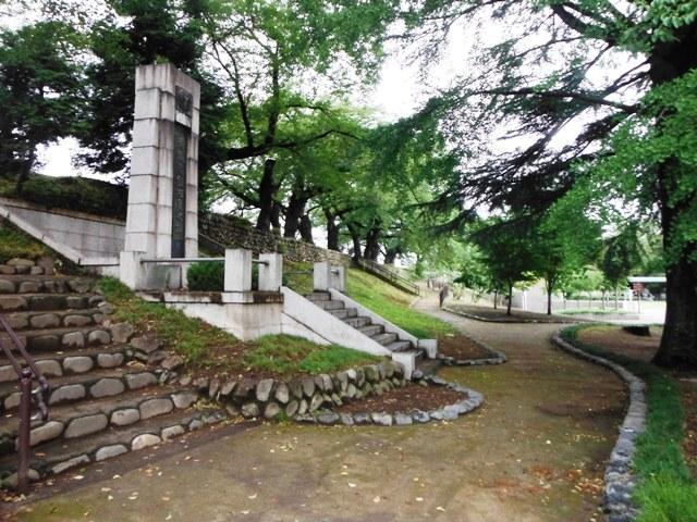 前橋城(群馬県) (1)
