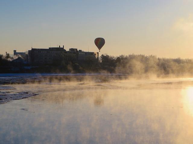 熱気球 (3)
