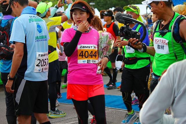 サロマ湖100キロマラソン 470